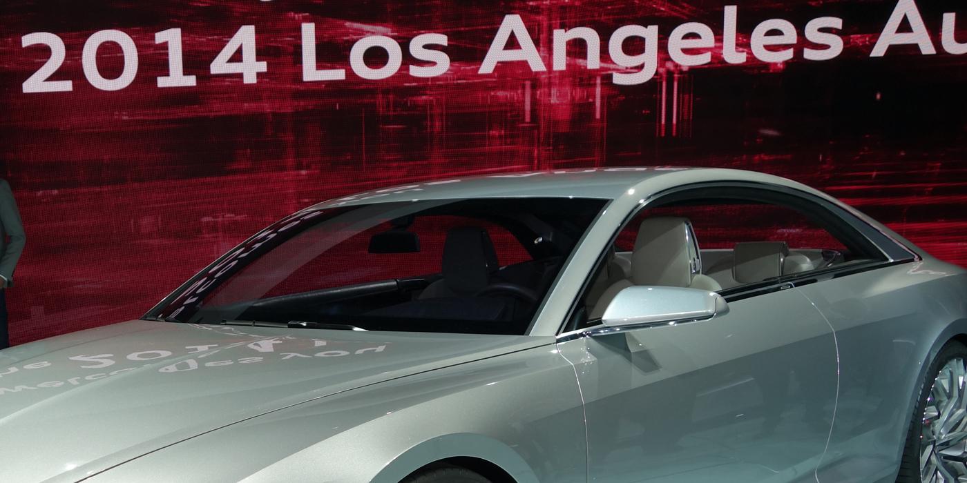 Design consulting news los angeles auto show 2014 for Design consultancy los angeles